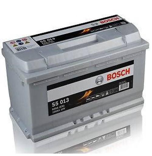 Bosch 100 Ah, 12V, S5