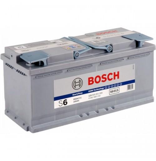 Bosch 105 Ah, 12V, S6