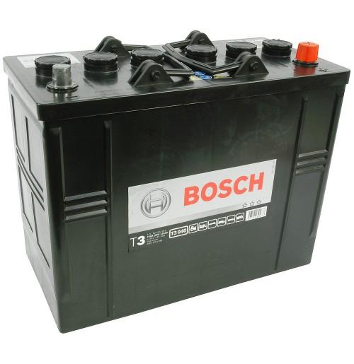 Bosch 125 Ah, 12V, T3