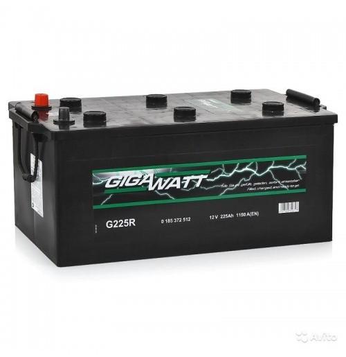 Gigawatt 225 Ah, 12V